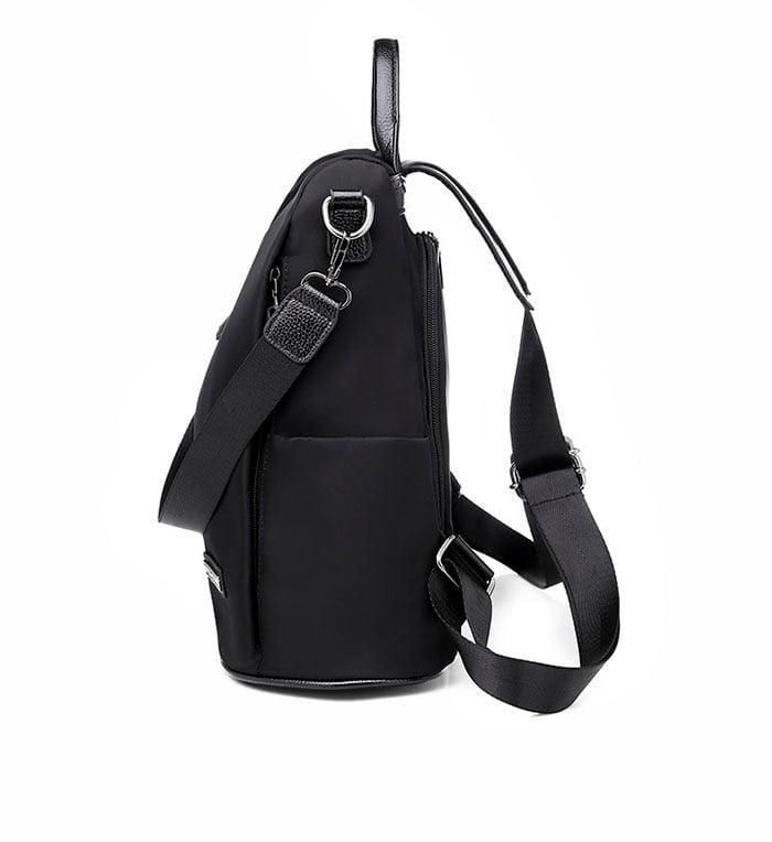 Women Anti-Theft Waterproof Fabric Backpack 6
