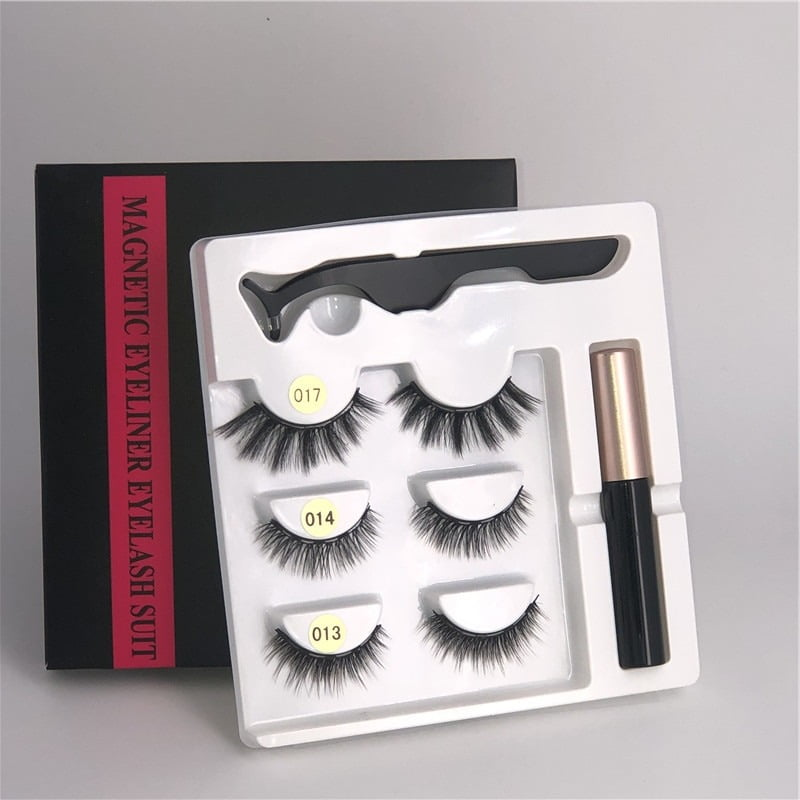 Waterproof Magnetic Eyelashes Extension 3