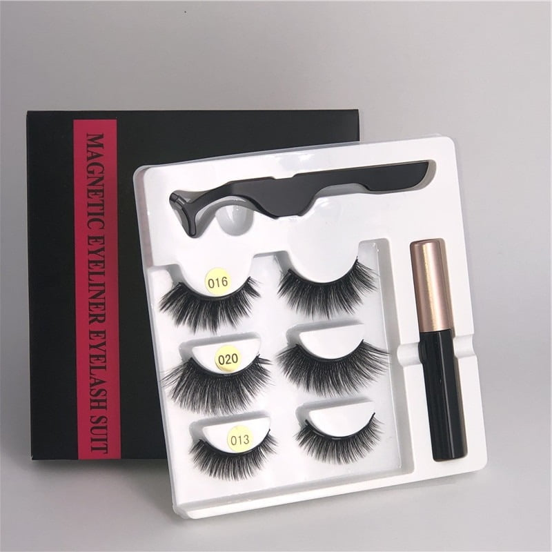 Waterproof Magnetic Eyelashes Extension 4