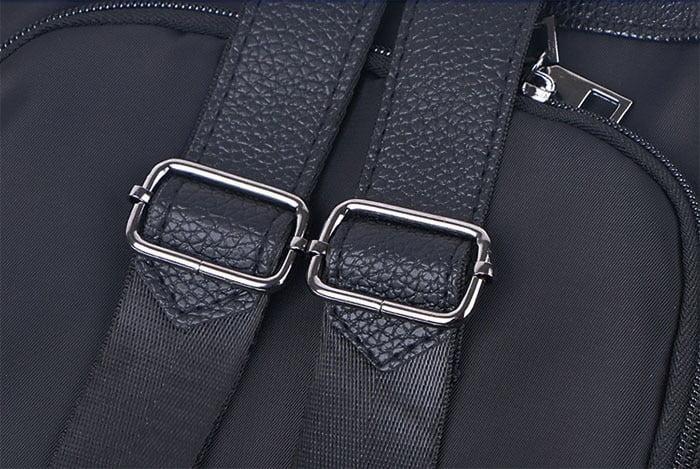Women Anti-Theft Waterproof Fabric Backpack 10