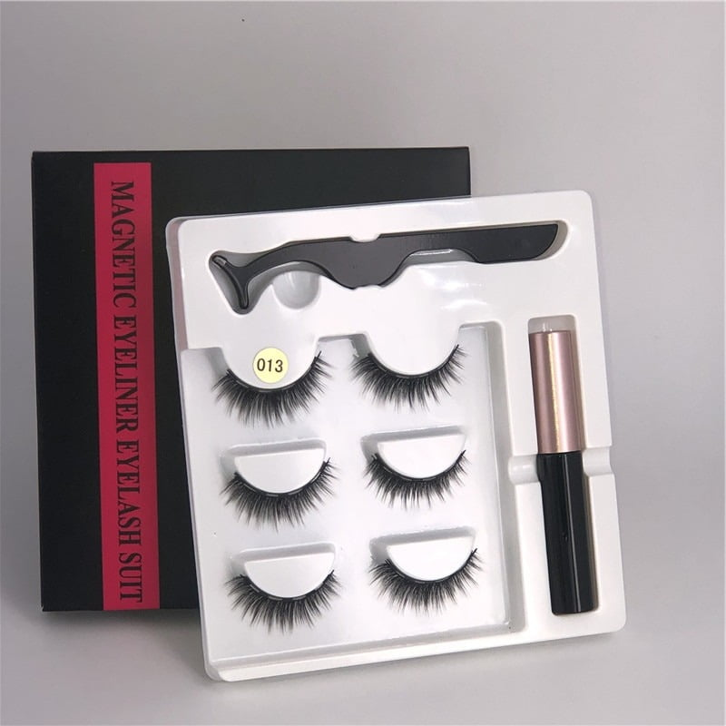 Waterproof Magnetic Eyelashes Extension 9