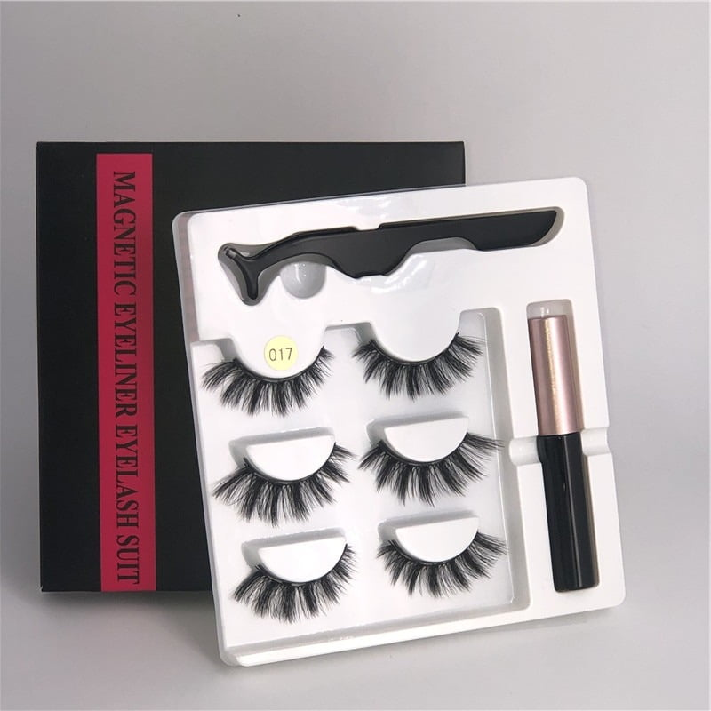Waterproof Magnetic Eyelashes Extension 13