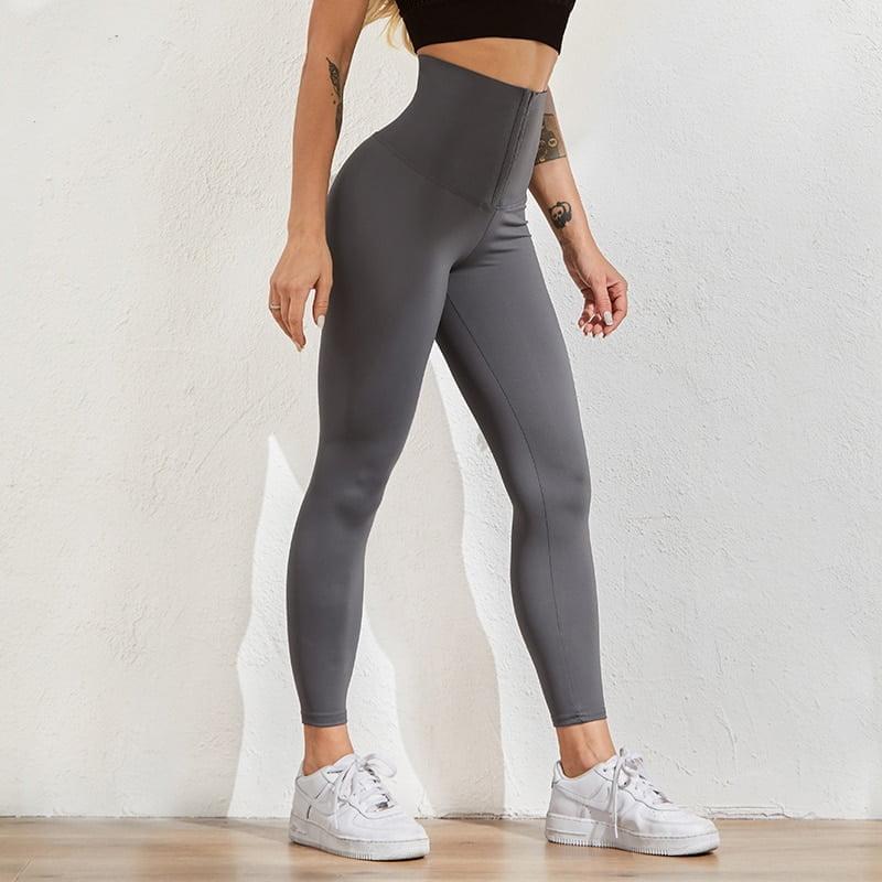 Women High Waist Sport Leggings  4