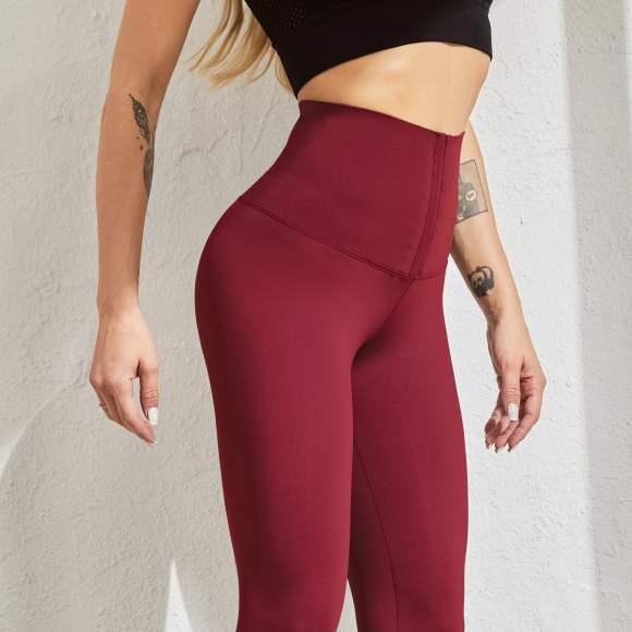 Women High Waist Sport Yoga Pants