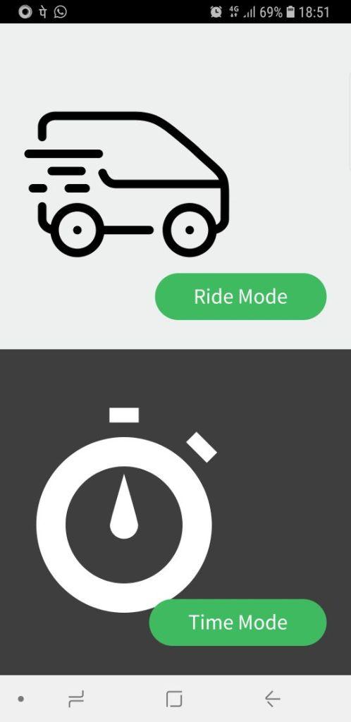 Driver Billing App Pupa Clic