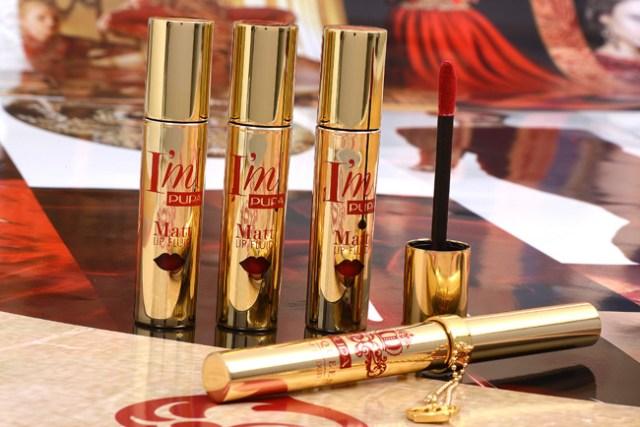 PUPA MILANO RED QUEEN Metallic Effect Eyeliner Pencil