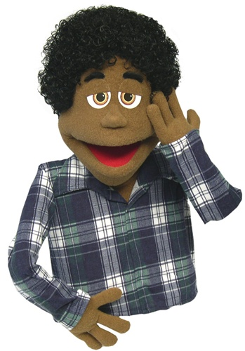 AJ Is A Professional Puppet Character From Our Line Of