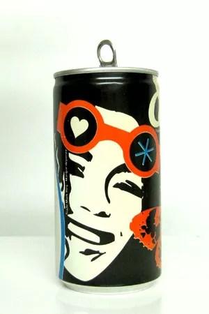 Vintage Coke Can Designs 14