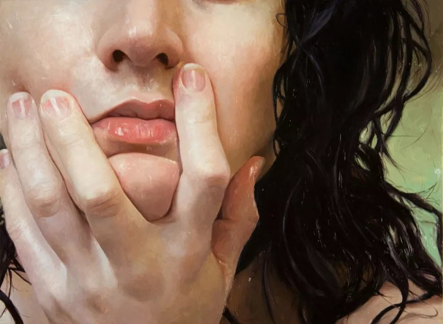Random selection of Alyssa Monks photorealism