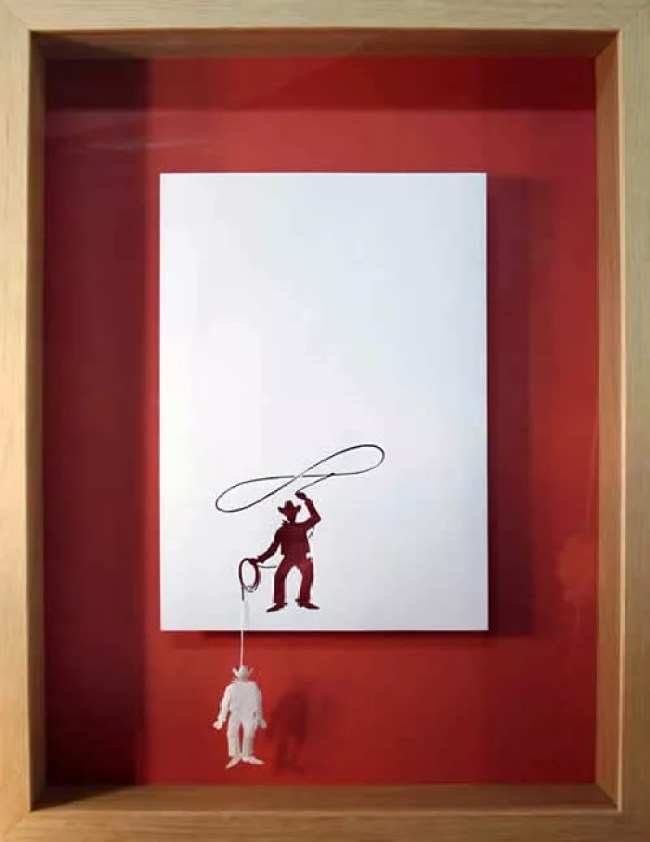 The Papercut artwork of Danish artist Peter Callesen 20