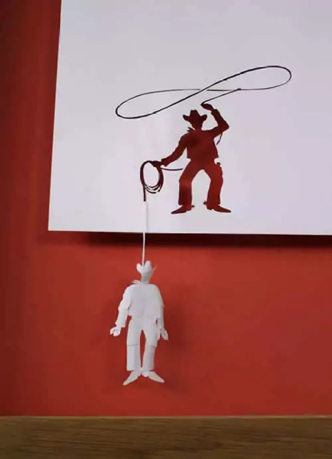 The Papercut artwork of Danish artist Peter Callesen 21