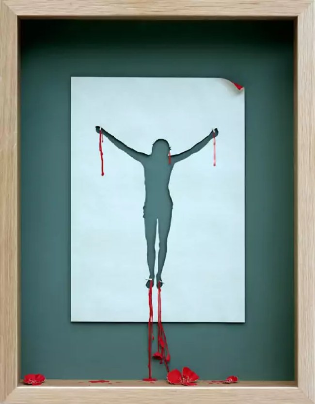 The Papercut artwork of Danish artist Peter Callesen 06