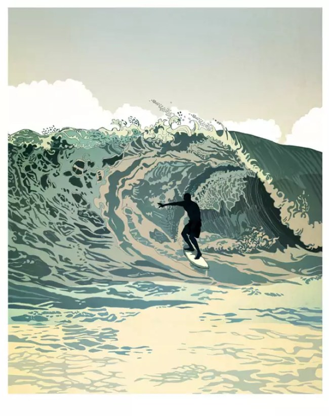 Selection of Illustrations and Prints by Colwyn Thomas