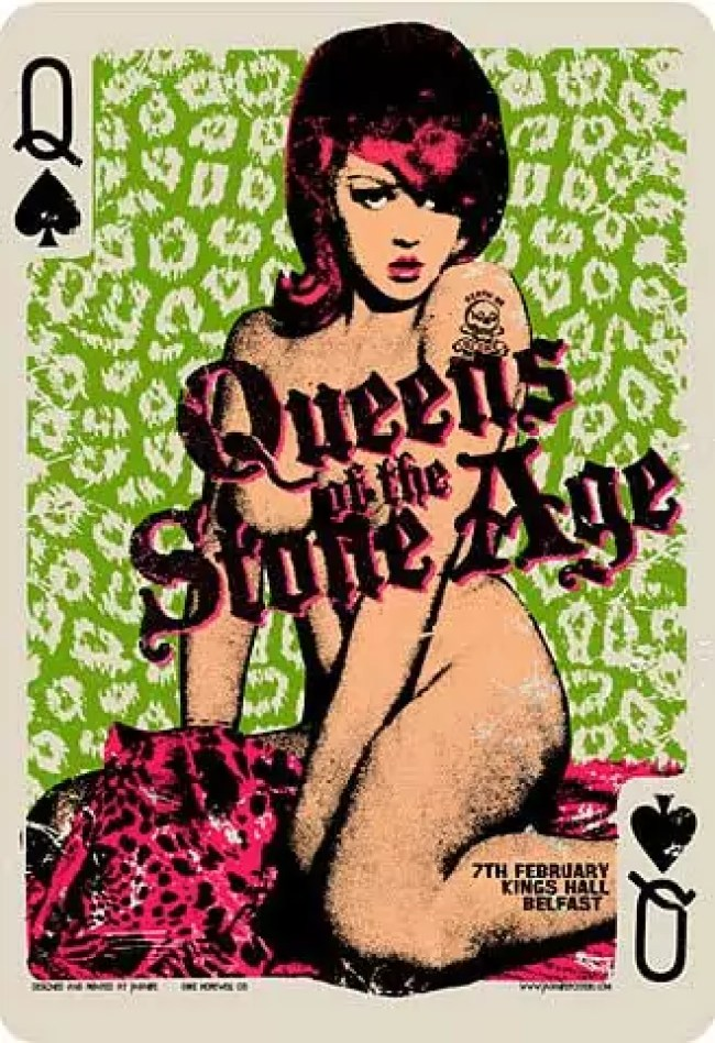 Queens of the Stone Age posters 02