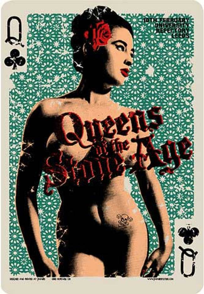 Queens of the Stone Age posters 03