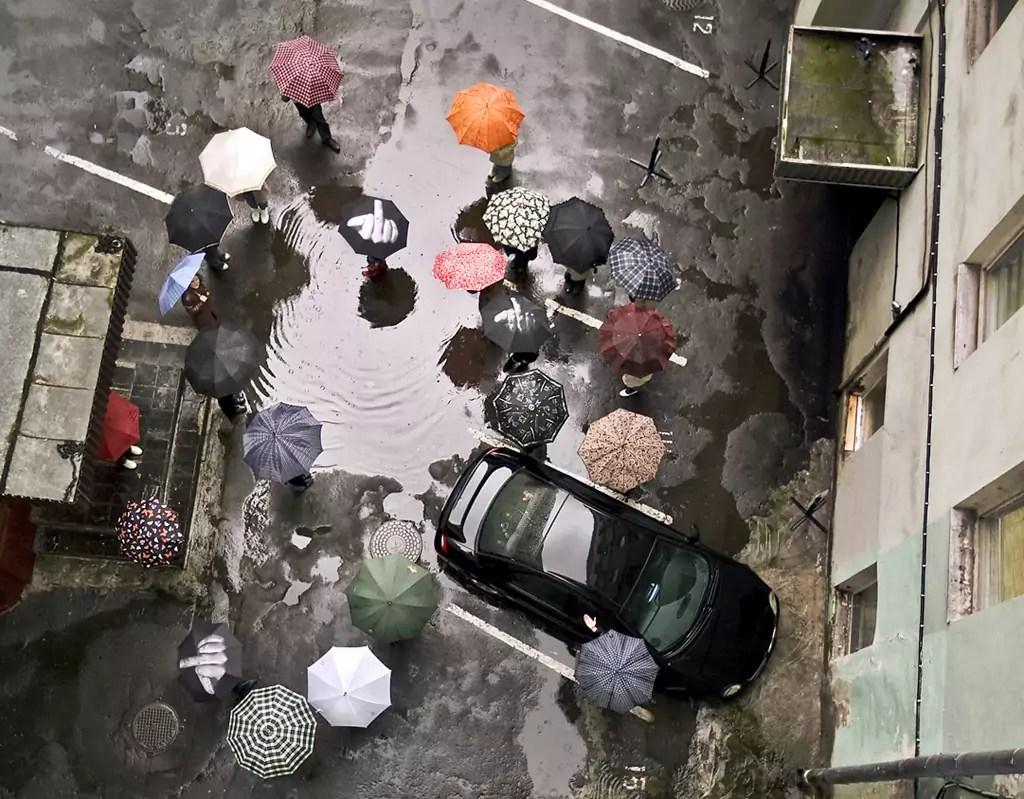 Fuck The Rain Umbrella 02