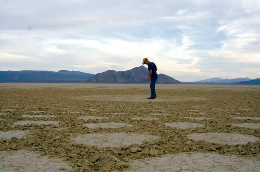 Jim Denevan – The Earth is his Canvas- Black Rock Desert 04