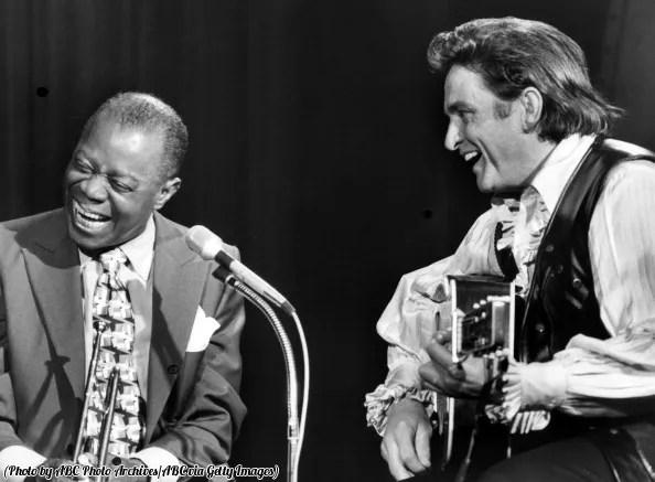 SATCHMO AND CASH