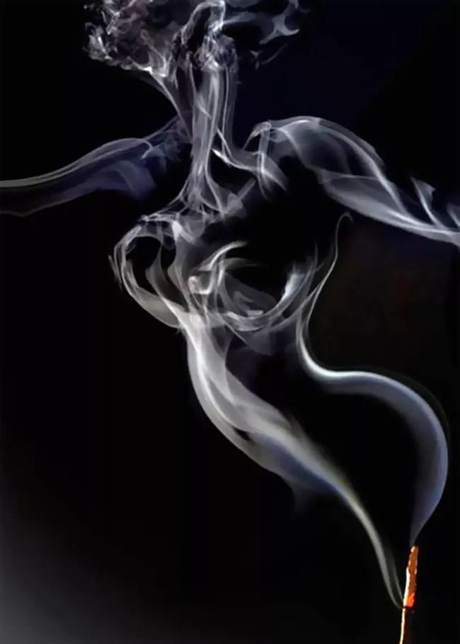 Lovely Smoke Art