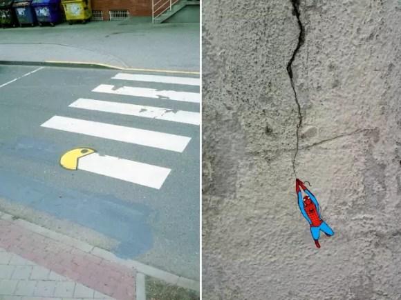 Wonderful Collection of funny graffiti