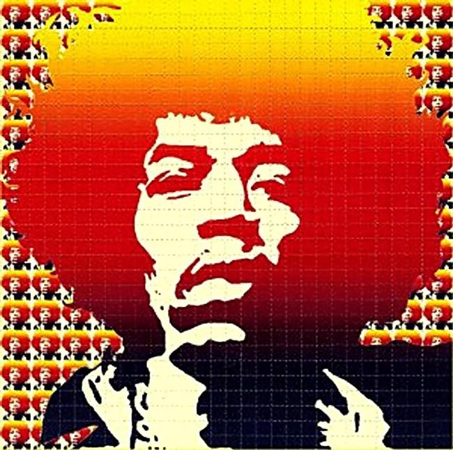 The LSD Blotter – Daily Dose Of Tab Acid Art 01