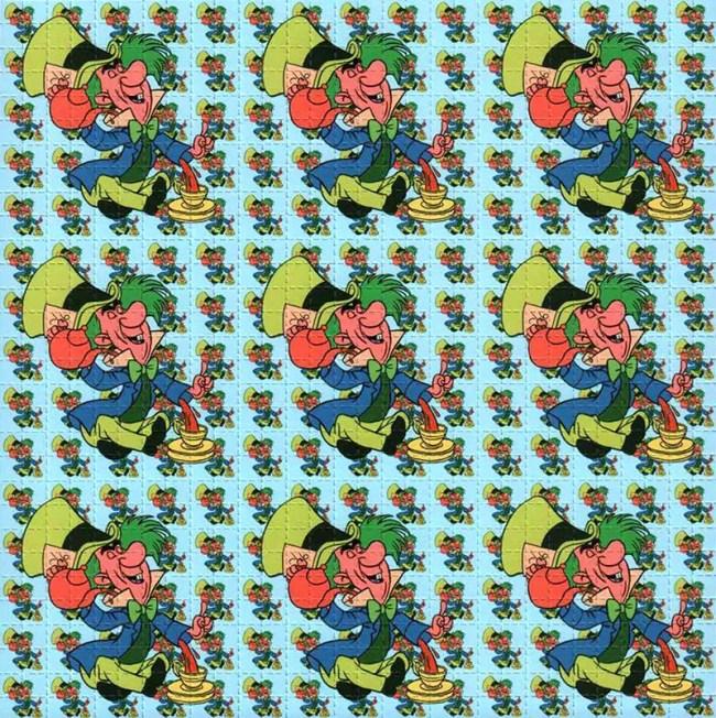 The LSD Blotter – Daily Dose Of Tab Acid Art 03