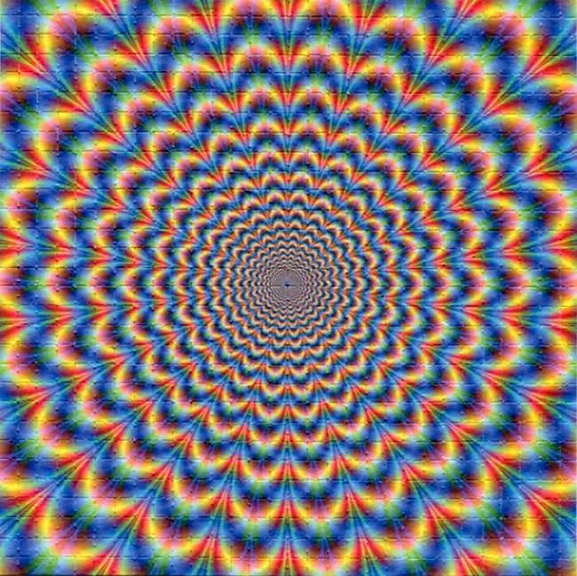 The LSD Blotter – Daily Dose Of Tab Acid Art 08