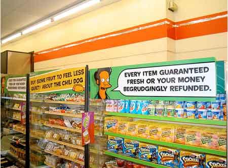 Kwik-E-Mart Takes Over Eleven 7-Eleven Stores