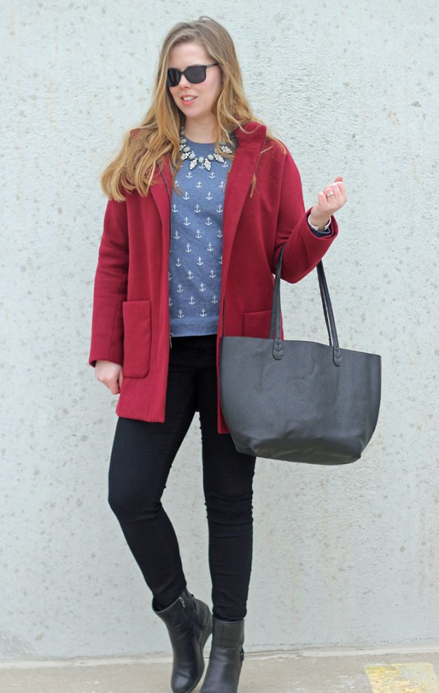 blue-anchor-sweater-black-jeans-maroon-jacket-2