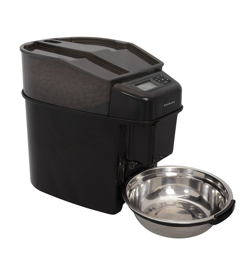petsafe healthy automatic pet feeder image for pet gifts