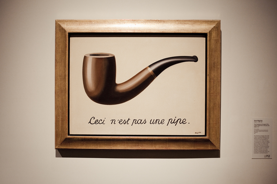 This is not a Pipe at LACMA.