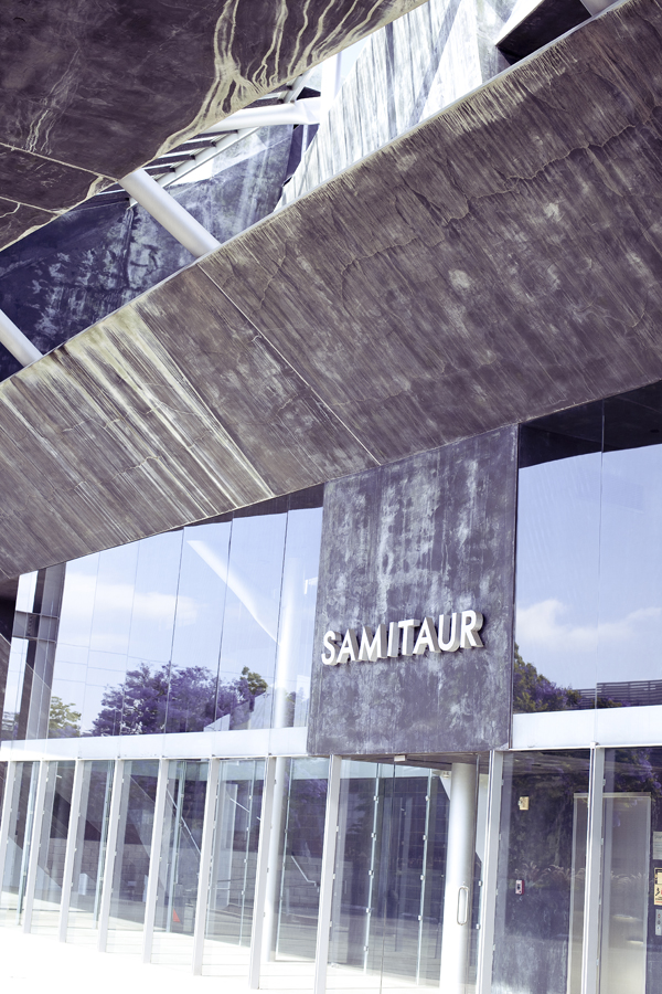 Samitaur building in Culver City.