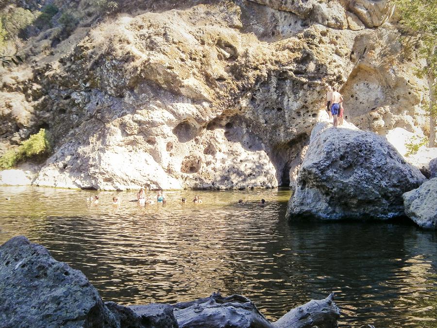 Malibu Creek.