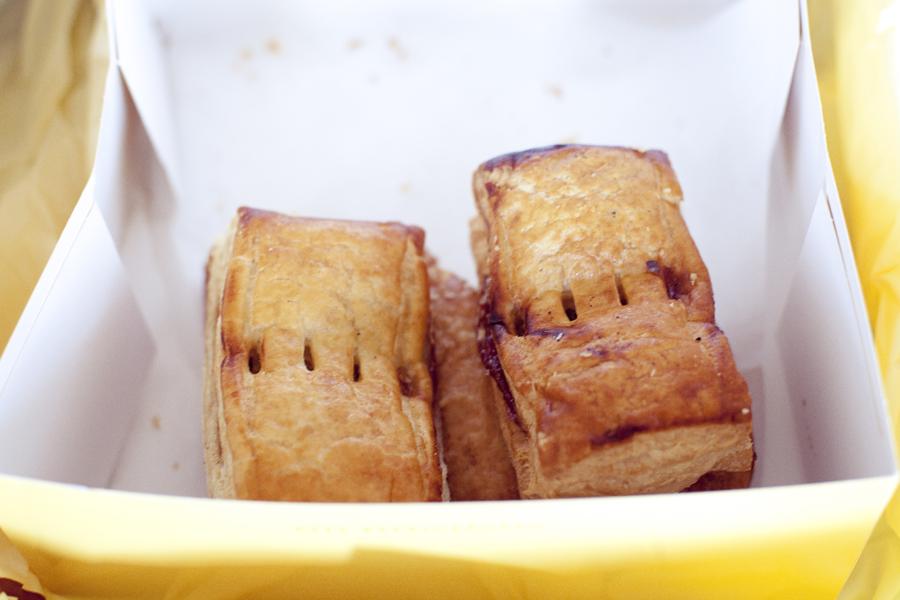 Portos bread.