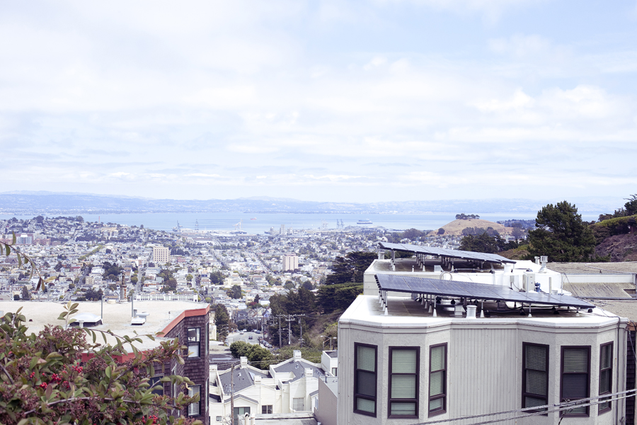 View of San Francisco.