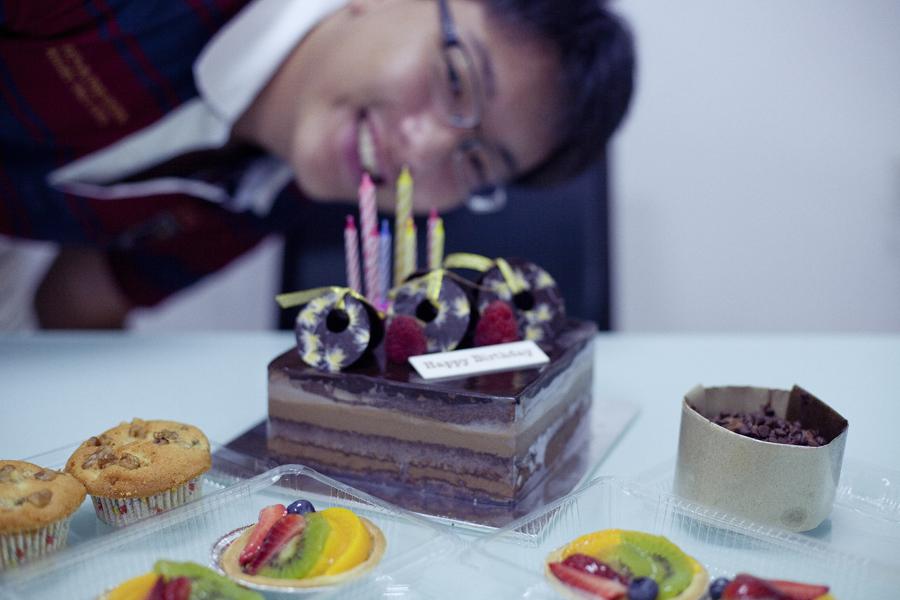Brat #1 to celebrate Ren's 27th birthday.