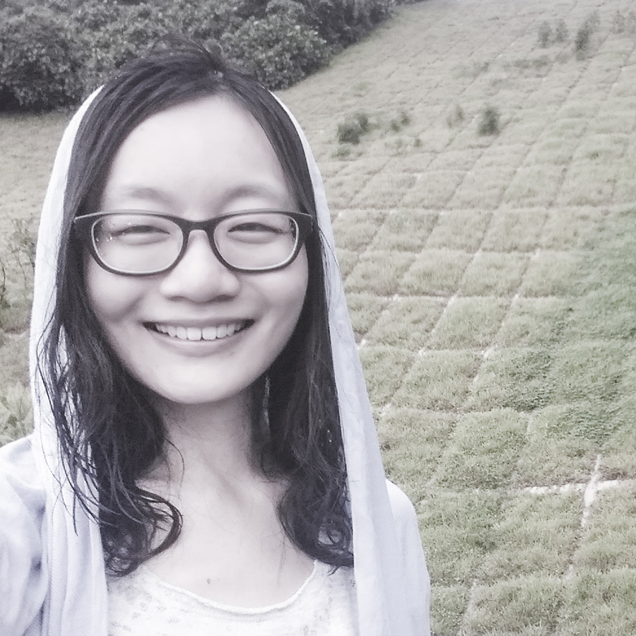 Selfie along the Southern Ridges Trail in Singapore.