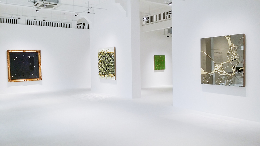 Mi Casa exhibition at Carlos Rolon/Dzine's inaugural solo exhibition with Pearl Lam Galleries, Singapore.