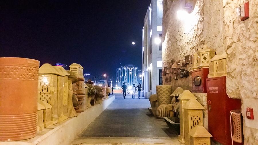 Souq Waqif (سوق واقف), Doha, Qatar.