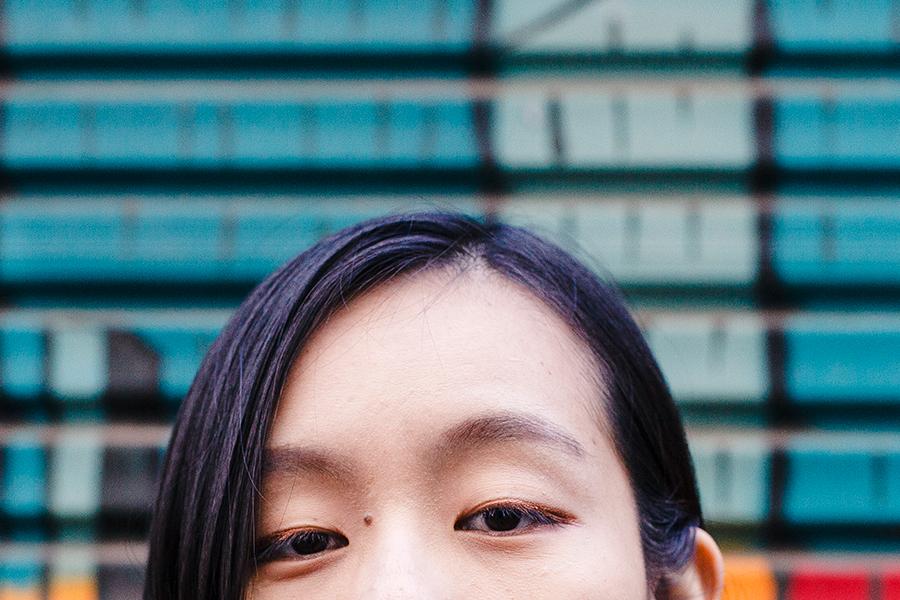 Colourpop eyeliner in brown.
