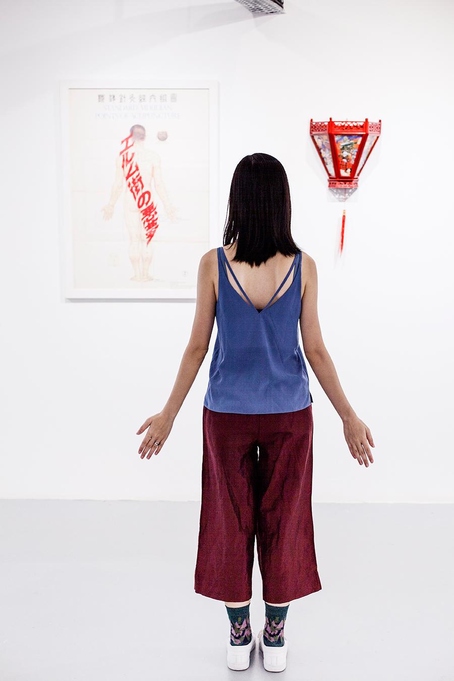 Mojoko 'Sick Scents' exhibition at Chan + Hori Contemporary, Singapore.