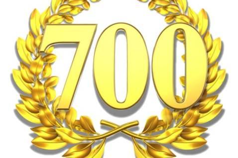 Purainfo 700 artigos publicados