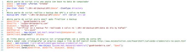 GPO-script