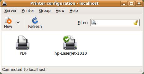 PrintersUbuntu