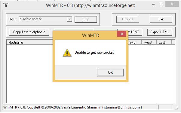 winMTR