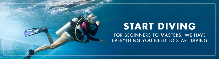 Start Diving Today