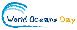 Symbol for World Oceans Day