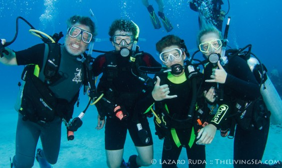 Fun Dives in South Florida