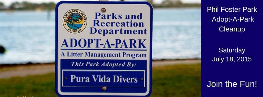 adopt a park 2015