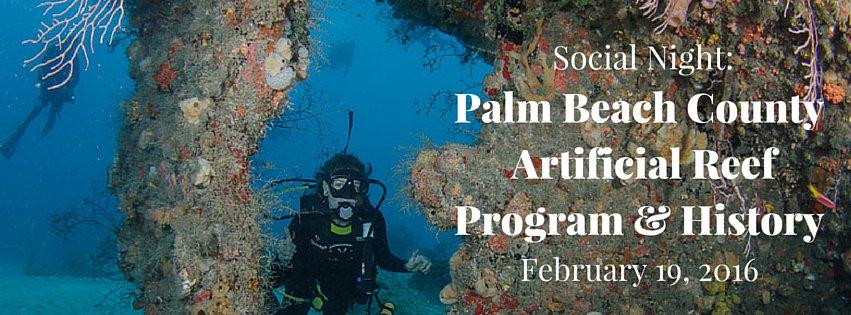 Artificial Reef Program